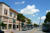 Fort Pierce Downtown