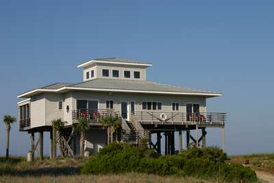 Attractions Of The West Florida Panhandle On The Gulf Coast Alligator Point Bald Point State Park